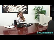 thumb Office Fuck  With Sexy Midget Babe