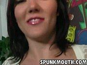 Claire Dames Blowjob &amp_ Facial