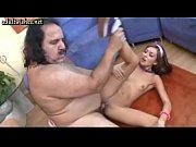 Teenie taking a old fat dick in her wet twat