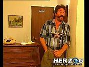 Heidi sees Doctor Moustache