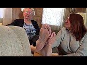 Granny&#039_s Soles Feet