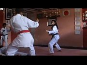 2010. Gashuku Defensa Personal. Derrota a Varios. Samille Negreiros. 04 09 16