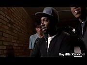 Blacks On Boys Gay Hardcore Nasty Interracial Fuck Movie 06