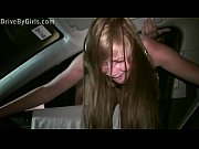 Hot blonde teen girl Alexis Crystal PUBLIC gang bang orgy