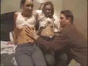 Naughty gfs getting down and dirty at this swingers party