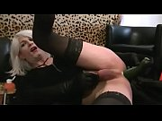 Frisky czech chick opens up her wet snatch to the unusual