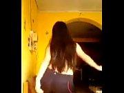 Linda joven me envia video bailando