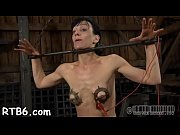 Lovely lass gets facial torture with hardcore drilling on snatch