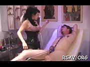 Crazy bounded bitch gets some coarse bdsm style thrashing