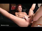 Redhead Brooklyn Lee gets ass fucked