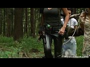 Intense Lesbian Scene from Slave Huntress