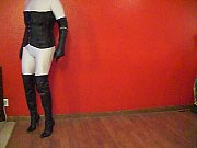 5&quot_ Hell Thigh High Boots