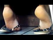 Feet Ebony