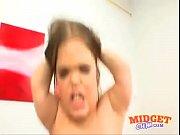 Mini Mya Midget Cum