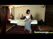 Teen massage gives stud happy ending 5