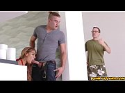 Mercedes Carrera ride her step sons cock