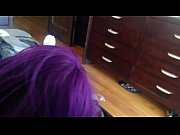 Sloppy Toppy from a Purple Head