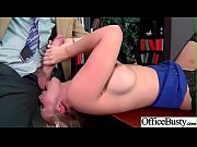 Horny Busty Girl (Alexis Monroe) In Hard Style Banged In Office video-01