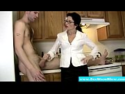cougar tuggs and blows cock like.