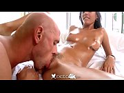 exotic4k skillful brunette janice griffith fucks and slobbers.