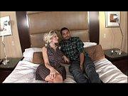 Hot Blonde Amateur milf bangs black guy in BBC Interracial Video
