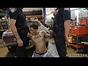 Gay leather cops video first time Get pummeled by the police