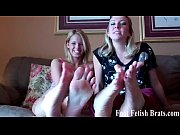 Claire begs Dre to let her worship her feet
