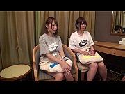 ランニング中の女子大生の君色華奈と深田結梨をナンパして3Pエッチ
