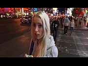thumb Lucky Dude Pick ed Up Hot German Blonde On The n Blonde On The Street And Fucked Her In Tight Pussy