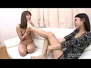 japanese lesbian foot