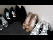 Khloe Cream 039 s Arches high heels shoes collection make a request