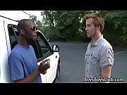 Blacks On Boys Gay Hardcore Interracial Fuck Clip 17