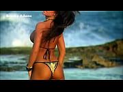 Brooke Adamns Bikini Destination ASS