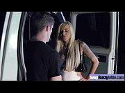 (nina elle) Big Melon Round Tits Wife In Hardcore Sex Scene video-24