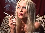 diana doll - smoking fetish at.