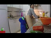 She cooks while she is fucked in the kitchen IV