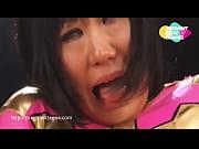 PREGNANT BIG BELLY RANGER PINK