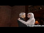 thumb Foxy 3d Cartoon  Nun Sucking On A Priests Hard  A Priests Hard Cock