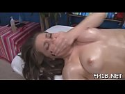 Watch this sexy 18 year old beauty slut get fucked hard by her massagist