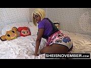 Hot Ebony Girl Young Blowjob