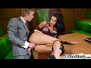 Hard Sex In Office With Big Round Tits Horny Girl (jasmine loulou) vid-21