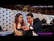 Andrea Dipr&egrave_ for HER - Amarna Miller