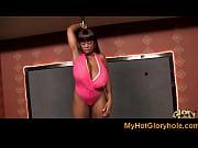 Black girl gloryhole initiations interracial blowjob 19