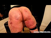 Brutal caning on the bench kinkmistresses com