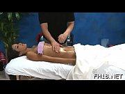 Fleshly massage movie scenes