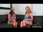 (Shae Summers &amp_ Alli Rae) Amateur Teen Girls Make Love In Hot Lesbian Act video-27