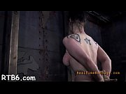 Marvelous babe&#039_s sweet teats receives painful torturing