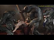 Dead or Alive 5 Monster Orgy