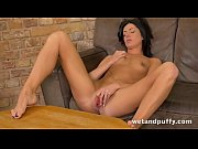 Teen Pisses After Hot Masturbation