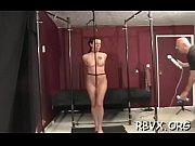 Slut gets aroused in servitude